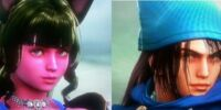 FanChar:LightningSakura:Hitoshi and Hanako Ariga
