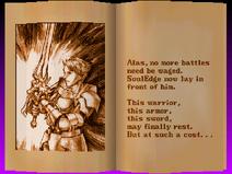 Soul Edge Siegfried Ending 1