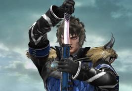 Riley Sheathing Sword