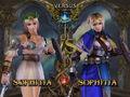 Sophitia SCIII vs screen
