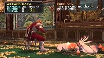 SoulCalibur III PS2 Strife's Command List (Part 2 of 2) Request from Kanjilearner