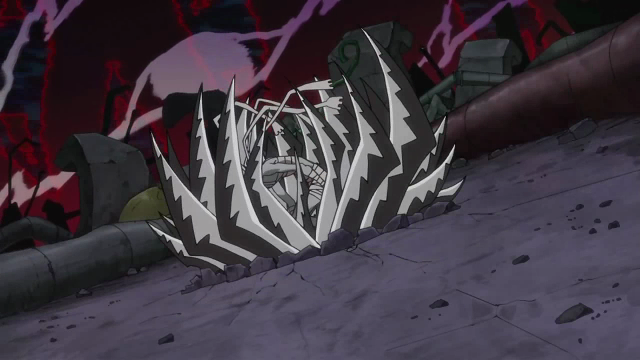 Soul Eater Maka Is A Weapon