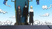 Soul Eater Episode 31 HD - Death instructs Justin 2