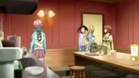 Soul Eater NOT Episode 3 - Dorm kitchen