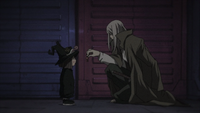 Episode 27 - Mifune offers Angela candy