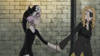 Soul Eater Episode 31 HD - Marie finds Crona 3
