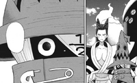 Chapter 113 - Maba and the Witch Judge after saving the DWMA members