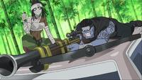 Episode 28 - Azusa's gunbow weapon form