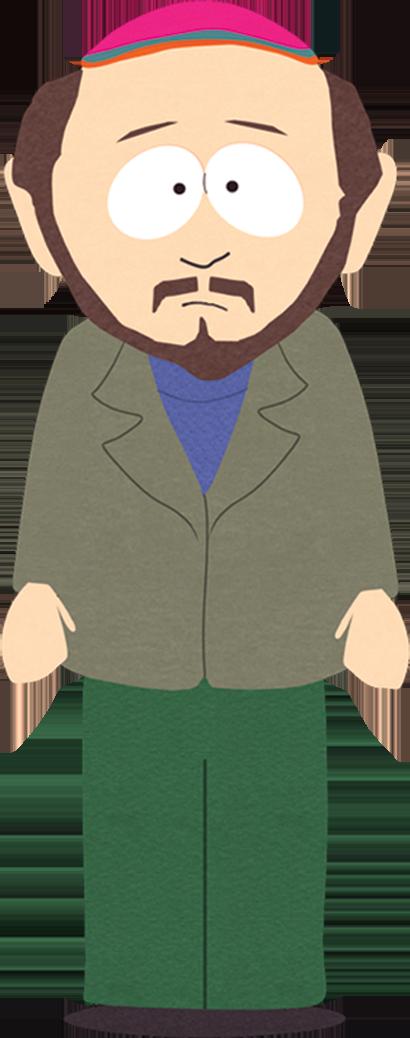 South Park Gerald