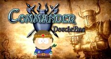 Commander Douchebag