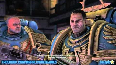 Warhammer Space Marine - Walkthrough - Dying of the Light - Chapter 12 Dying of the Light 1