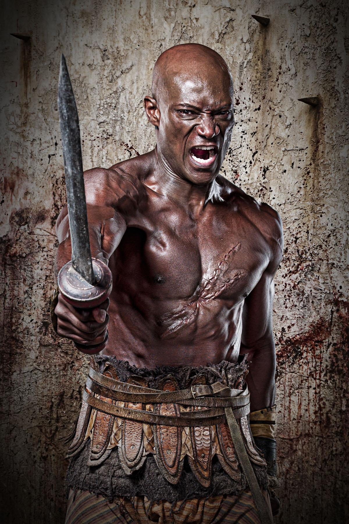 Spartacus: Gods of the Arena -