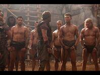Spartacus & Crixus