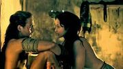 Gannicus and Melitta