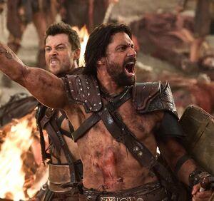 Spartacus-crixus