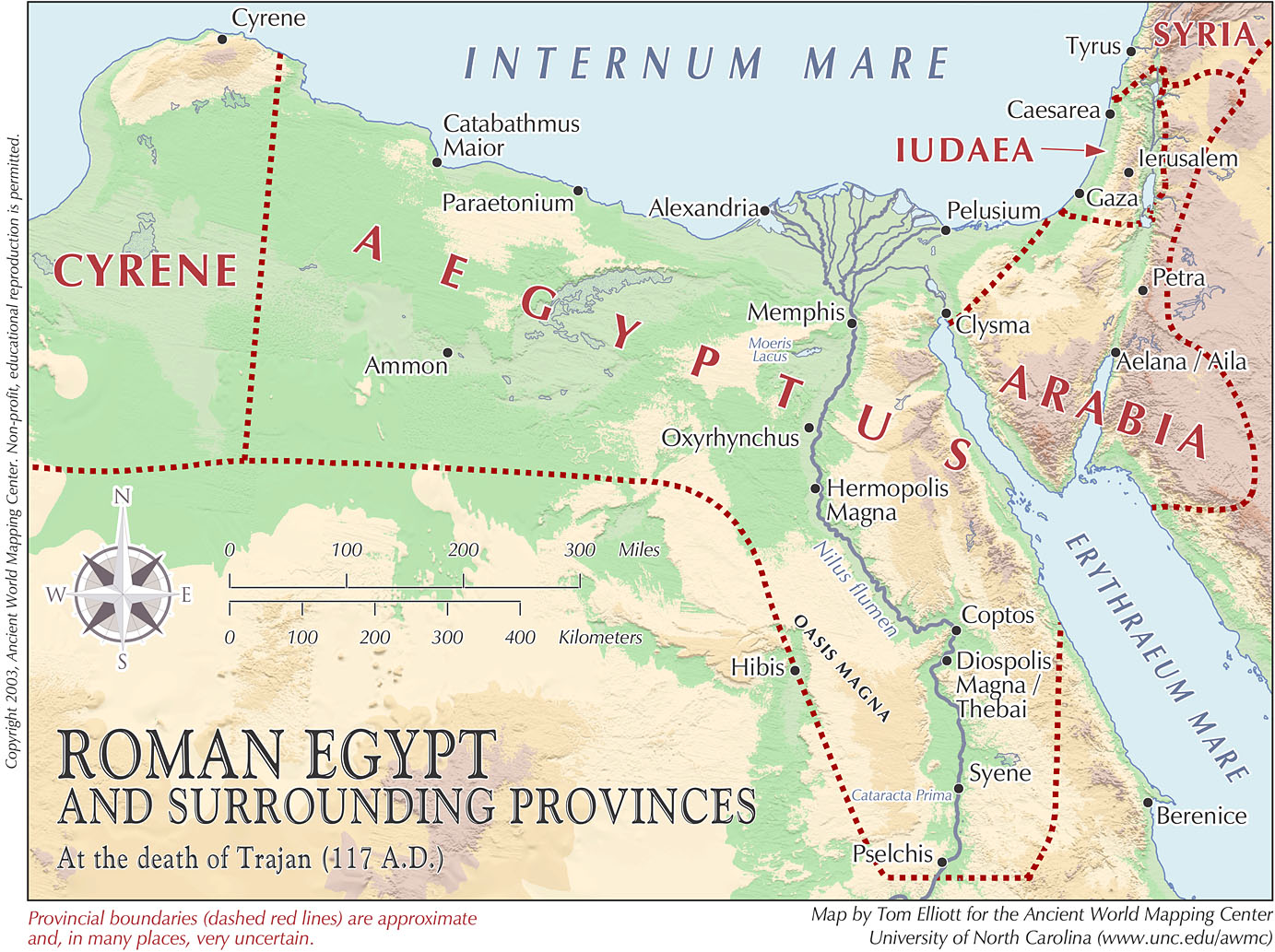 The History of Christianity in Egypt