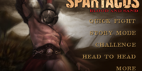 Spartacus: Blood and Sand (game)