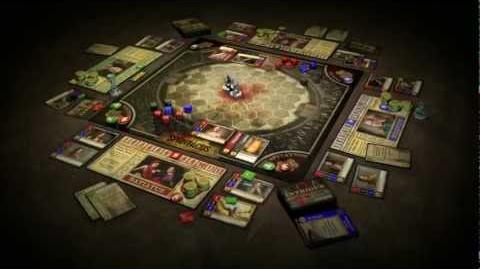 Spartacus A Game of Blood & Treachery Board Game Teaser HD