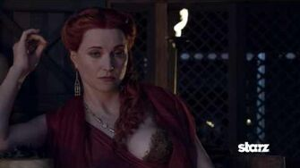 "Spartacus Blood and Sand - Ep 102 ""Sacramentum Gladiatorium"" Preview"