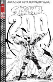 Spawn Vol 1 200 variant 3