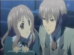 Yahiro and Megumi