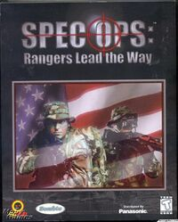 Spec Ops Rangers Lead the Way