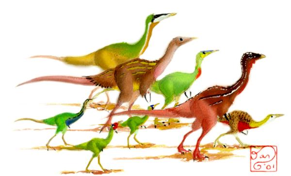 Alvarezsauridae