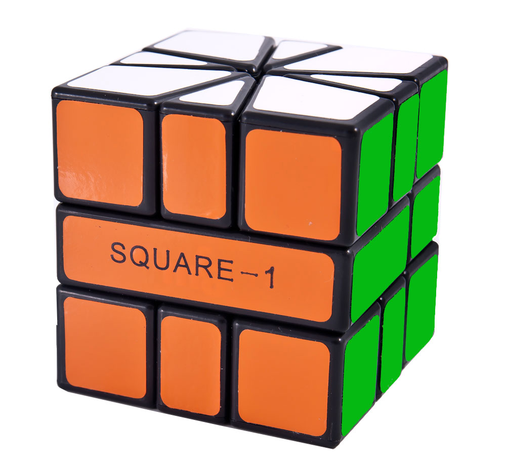 how to solve square 1 cube