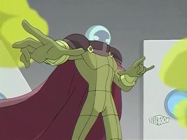 Mysterio spectacular spider man - photo#1