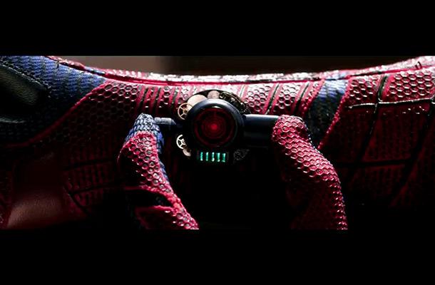 Паутина нового человека паука