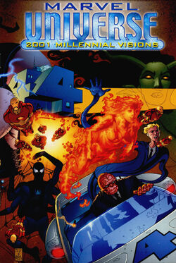 Marvel Universe 2001 Millennial Visions Vol 1 1