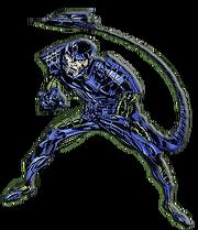 Scorpion's second costume