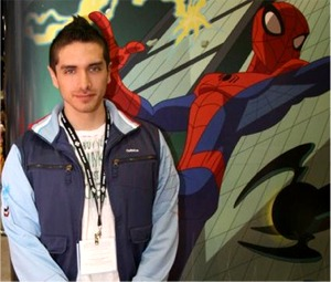 josh keaton interview
