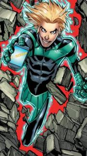 Andrew Maguire (Earth-616)