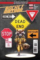 Rocket Raccoon Vol. 3 -2
