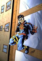 732390-spider boy color by fpeniche super