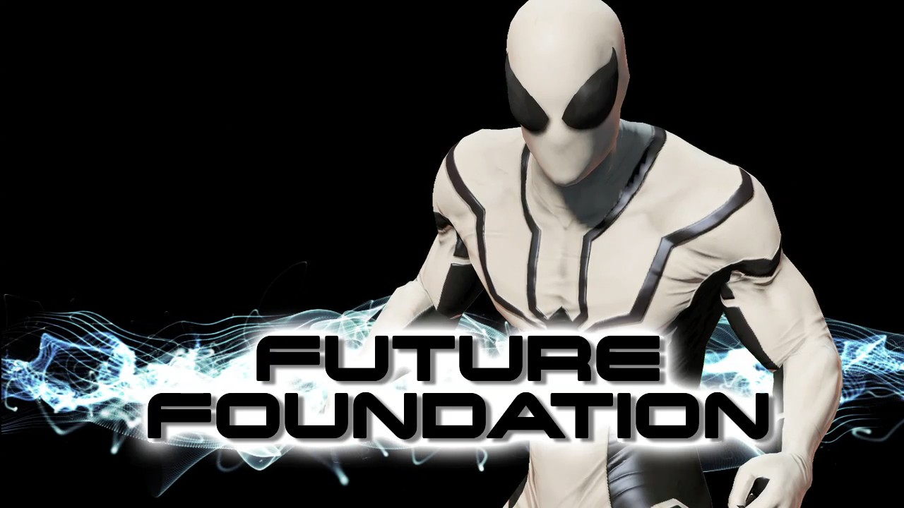future foundation costume spiderman wiki fandom