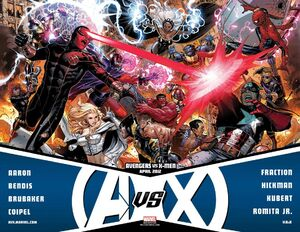 Avengers vs X-Men (Event)
