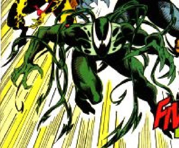 Spider-man 'lasher' Venom Planet Of The Symbiotes Action Figure ...