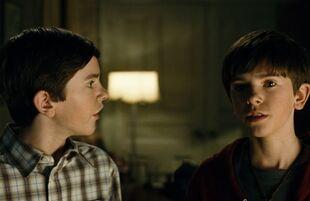Jared and Simon Grace