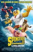 SpongeBob-Schwammkopf-3D-Poster