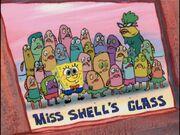 Kid Spongebob, 23 Kid Fish, & 1 Grownup Fish