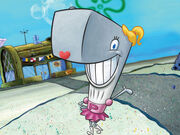 Nickelodeon SpongeBob SquarePants Pearl Krabs Promotional Image Nick com
