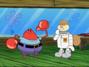 Mr. Krabs in Bubble Troubles-36