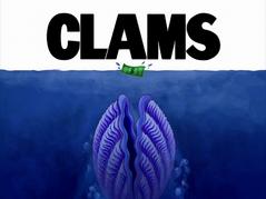 Clams title card