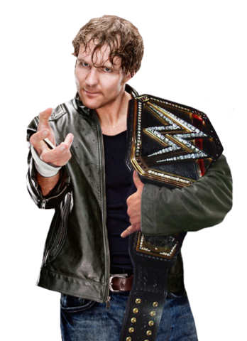 File:Dean ambrose wwe world heavyweight champion by nibble t-d8vp0ah.png