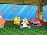 Mr. Krabs in Bubble Troubles-12