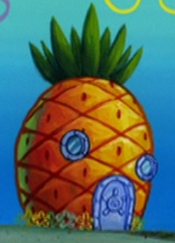 File:SpongeBob's pineapple house in Season 4-6.png