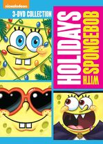 Holidays with SpongeBob 2014 reissue