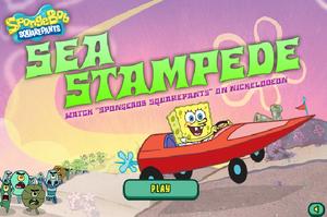 Sea Stampede